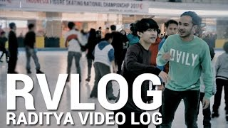 Video RVLOG - JEGEL SI MAESTRO ICE SKATING MP3, 3GP, MP4, WEBM, AVI, FLV Desember 2017