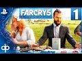 Far Cry 5 Parte 1 Gameplay Espa ol Ps4 Pro Prologo Capi