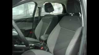 Clazzio Car Seat Cover Installation for Ford Focus ( 2012 model to up )