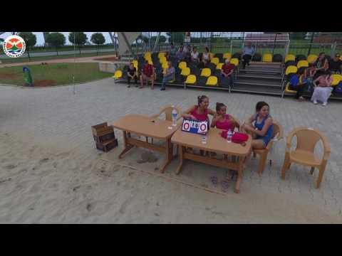 Plaj Voleybolu Turnuvası Başladı