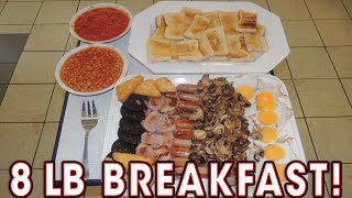 Barnsley United Kingdom  City new picture : ENORMOUS 8LB English Breakfast Challenge!!