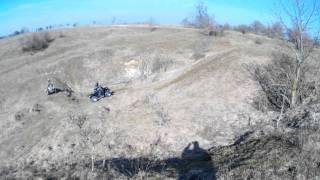 5. arctic cat 550 trv 5.03.2011