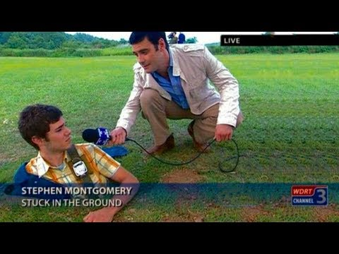 Times Something Went Hilariously Wrong On The News  Funny Pictures