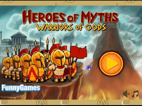 Heroes of Myths - Warriors of Gods