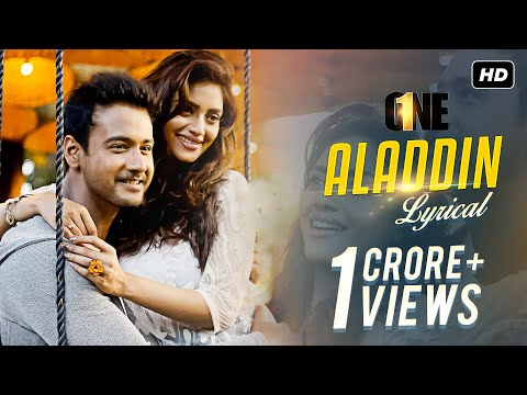 Download Aladdin | One | Lyrical Video | Yash | Nusrat | Birsa | Shalmali | Arindom | SVF Music | 2017 HD Mp4 3GP Video and MP3