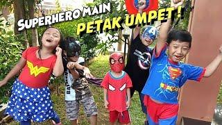 Video Superhero Main Petak Umpet   Hide and Seek   Lucu Seru MP3, 3GP, MP4, WEBM, AVI, FLV Juli 2018