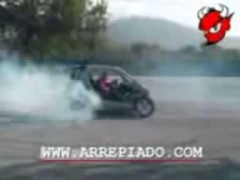 smart turbo with hayabusa engine