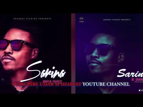 Umar M Shareef - SARINA ( Official Music Audio) 2018 latest Single