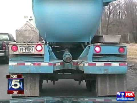 "FOX NEWS - ""Tanker Truck Wet Lines Can Cause Fires"""