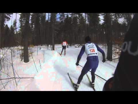 xc ski - The final Michigan Cup Race of 2013, recorded by TeamNordicSkiRacer.com athlete (and musician) Douglas Cornell. Features the music of Doug's band, The Dirt S...