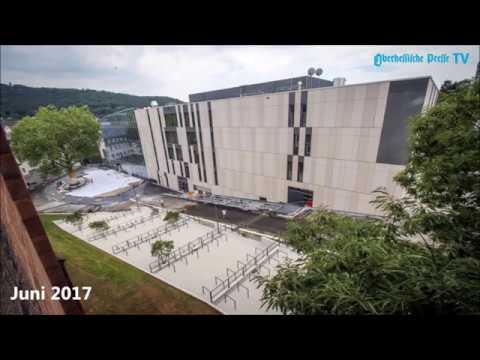 Die UB (Marburger Universitätsbibliothek) ist fertig