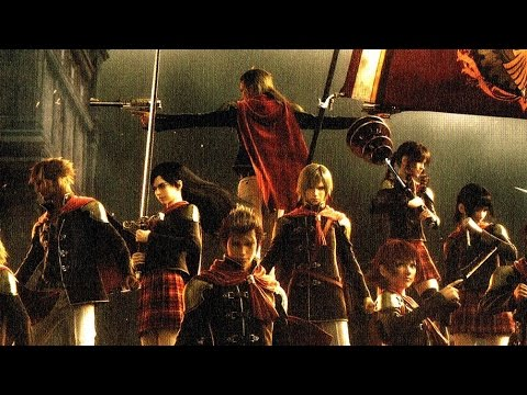 Like - Mitch and Colin share their thoughts on Type-0 after getting some hands-on time.