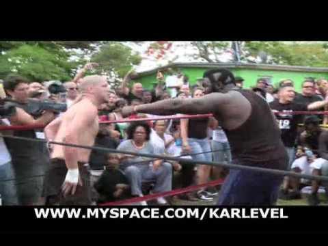 Rene Level Martinez Vs Jeremy at DaDa Backyard
