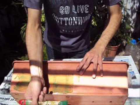 Ahorra en tu jardín!: Restaura las macetas de plástico ya envejecidas