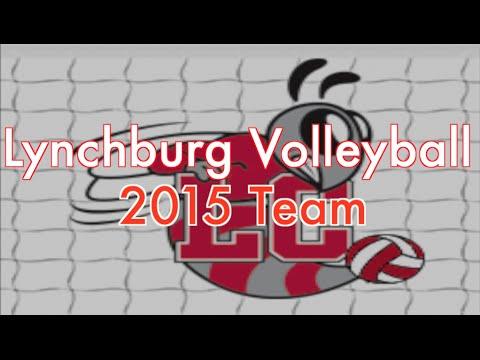 Lynchburg Volleyball 2015 Team & Tour