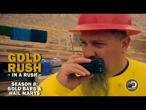 Gold Rush (In a Rush) | Season 8, Episode 9 | Gold Bars and Hail Marys