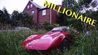 Video Abandoned Millionaires Mansion With Luxury Cars Left Behind!!! MP3, 3GP, MP4, WEBM, AVI, FLV Juli 2019