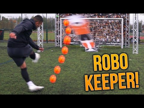 F2 VS INSANE ROBO-KEEPER! (UNBEATABLE!)