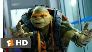 Nonton Teenage Mutant Ninja Turtles 2  2016    Nypd Escape Scene  6 10    Movieclips Film Subtitle Indonesia Streaming Movie Download