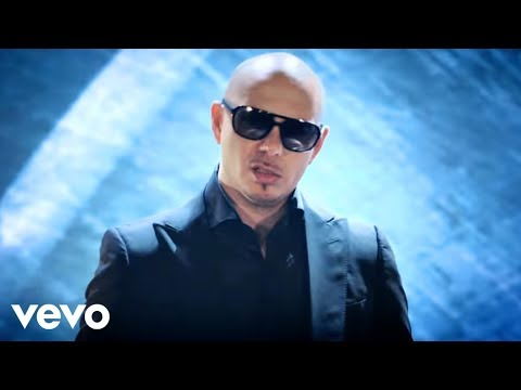 Pitbull Ft Chris Brown  -  International Love (Official Video)