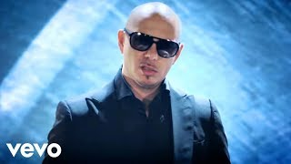Pitbull  ft. Chris Brown「International Love 」