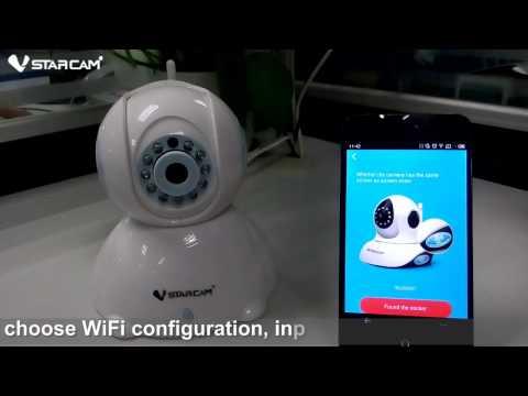 VStarcam C42 IP Camera