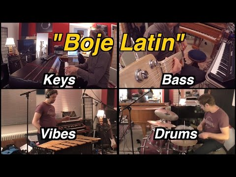 'Boje Latin - Tim Collins & Matthias Bublath