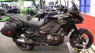 3. 2017 Kawasaki Versys 1000 LT - Walkaround - 2017 Montreal Motorcycle Show