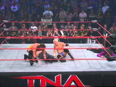 0 Matt Hardy & Jeff Hardy Team on TNA iMPACT