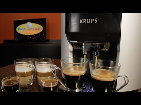 In-Depth: Krups Barista EA9000 Espresso Machine