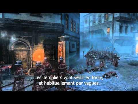 Assassin's Creed: Revelations - Den Defence, un peu de stratégie en vidéo