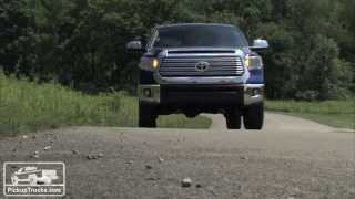 2014 Toyota Tundra -- Pickuptrucks.com Video Review