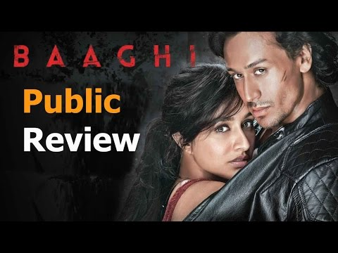 Find Out What Does The Public Think About Baaghi