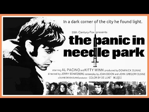 The Panic in Needle Park (1971) VHS Trailer - Color / 2:34 mins