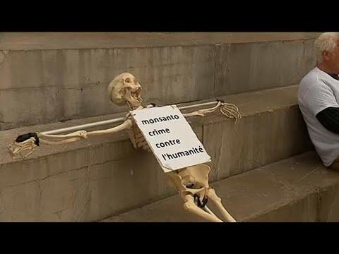 Διαδηλώσεις στην Ευρώπη κατά της Monsanto