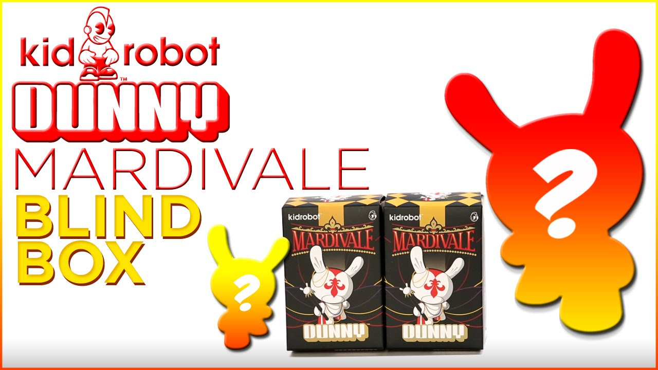 Dunny Mardivale Blind Boxes Ep 2!