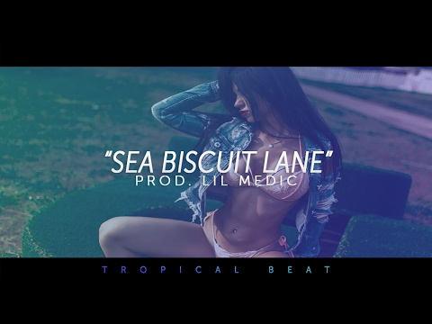 'Sea Biscuit Lane' - Tropical / EDM Pop Beat Instrumental 2017
