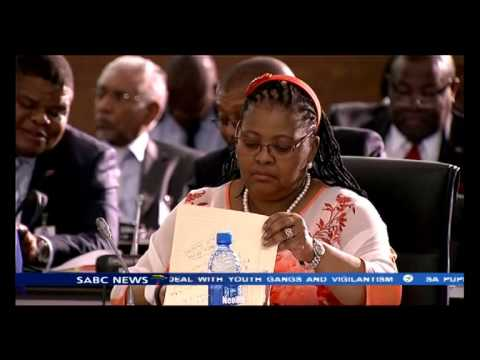 Vuyo Mvoko has the latest on the SADC meeting underway in Pretoria