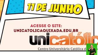 Vestibular 2017.2 – UNICATÓLICA