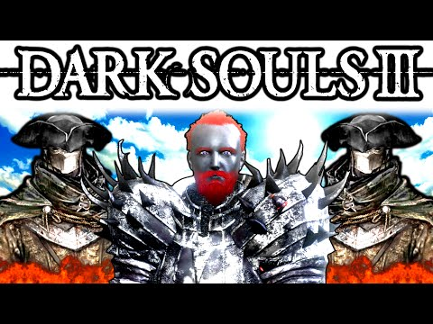 Dark Souls 3 | ROLLING IN THE CATHEDRAL OF THE DEEP