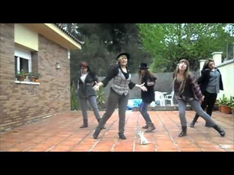 [sherlock DANCE CONTEST] SUPuu Sherlock Dance Cover (видео)