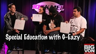 Video Special Education with G-Eazy MP3, 3GP, MP4, WEBM, AVI, FLV Juli 2018