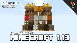 Video SELAMAT DATANG MINECRAFT 1.13 (Block Baru, Sistem Baru, Debug Stick) MP3, 3GP, MP4, WEBM, AVI, FLV Maret 2018