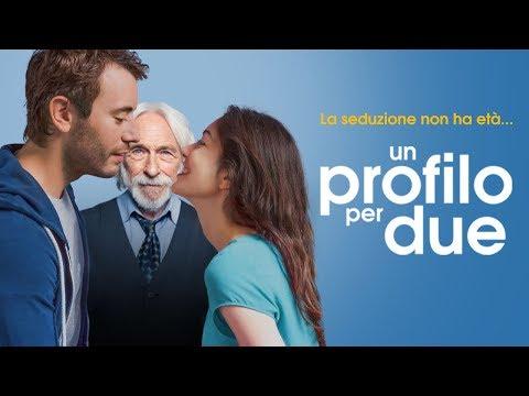 Preview Trailer Un profilo per due, trailer ufficiale italiano