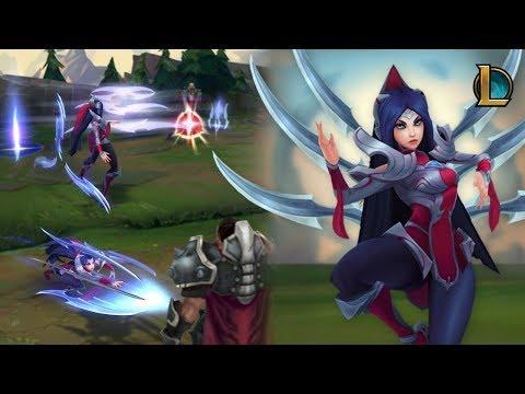 Обзор чемпиона: Ирелия   League of Legends