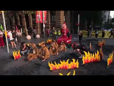 Η Αυστραλία καίγεται κι ο Πρωθυπουργός κάνει διακοπές στην Χαβάη…