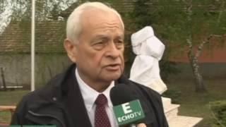 Mindszenty-szobor avató Kisnémedi ECHO TV