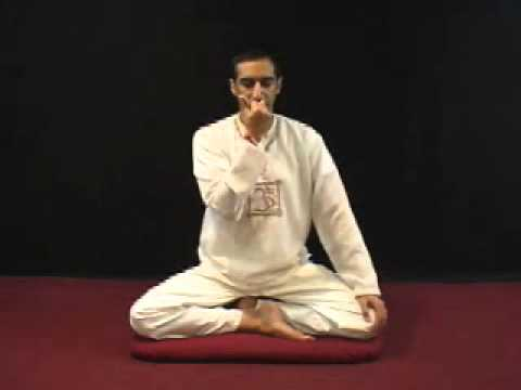 Yoga Breathing Exercise to Increase Energy and Treat Depression and SAD