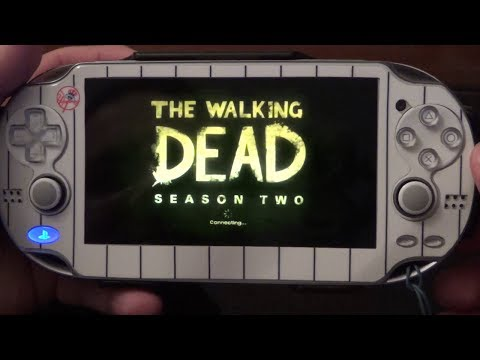 PSVita: The Walking Dead Season Two - Episode 1
