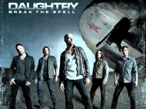 Tekst piosenki Daughtry - We're not gonna fall po polsku